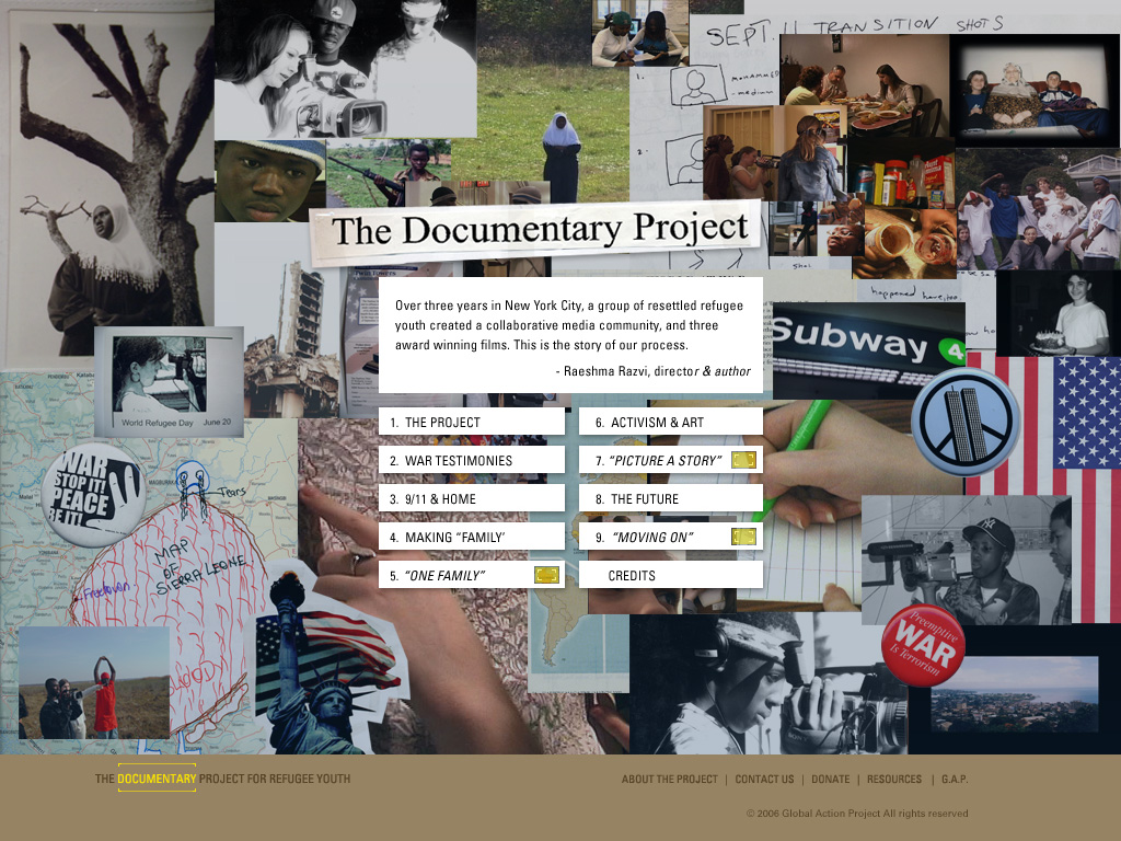 The Documentary Project